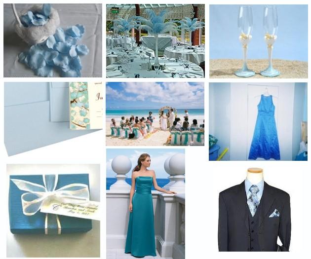 Color ottanio moda nozze forum for Color ottanio