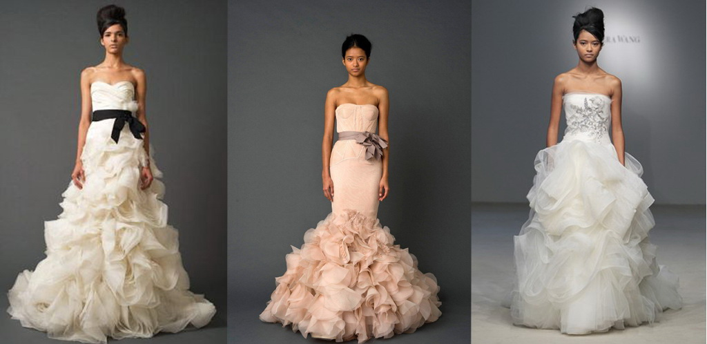 Свадебные Платья Веры Вонг Купить В Москве