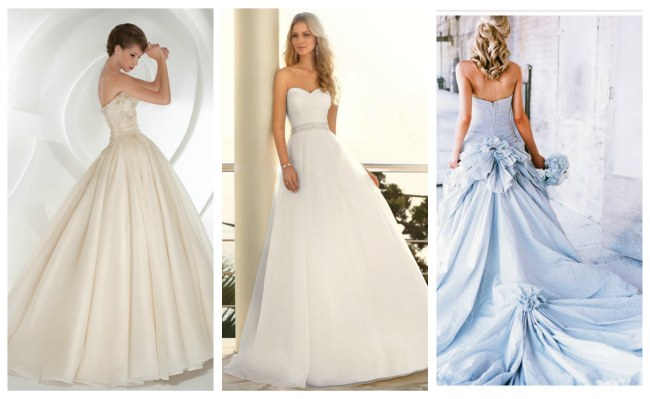 Приметы по цвету платья у невесты