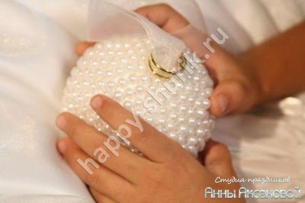 Новогодний шар из бусин своими руками