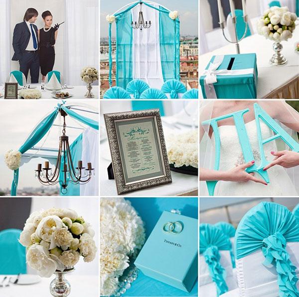 Свадебные декор стили