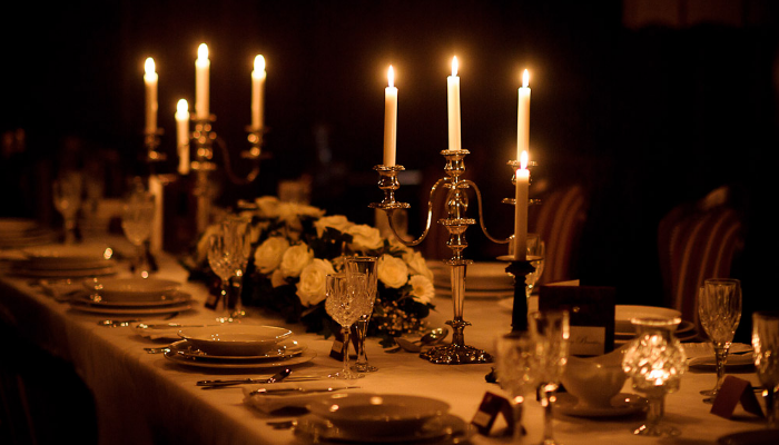 Свечи украшенные лентами своими руками фото 436