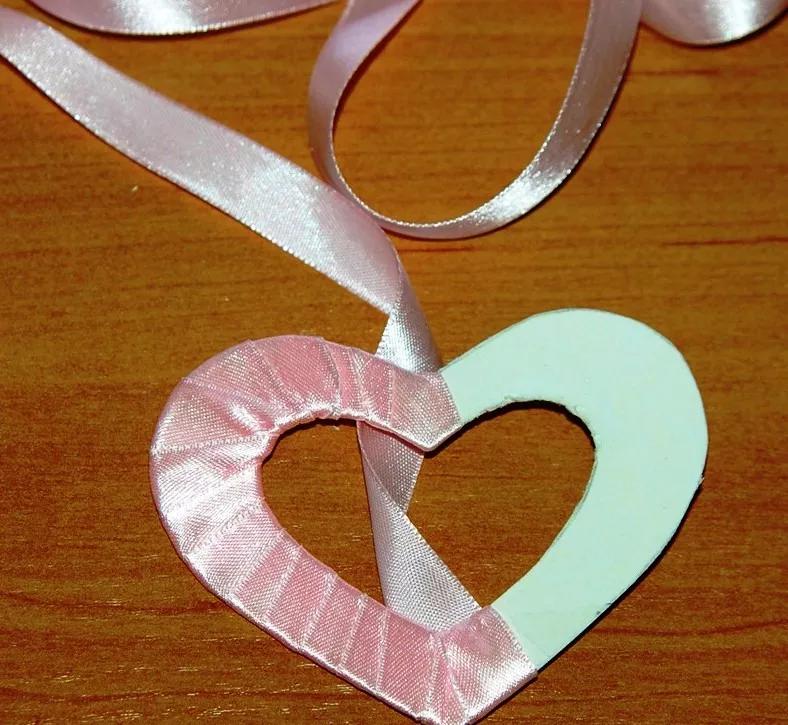 валентинки своими руками из бумаги схемы